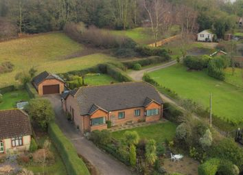 Thumbnail 5 bed detached bungalow for sale in Dunwood Hill, Shootash, Near Romsey