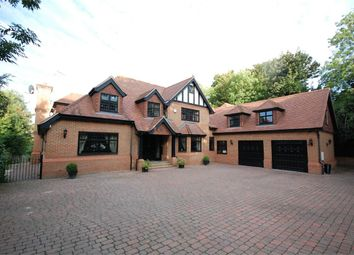 Thumbnail 6 bedroom detached house for sale in Chelsfield Hill, Orpington