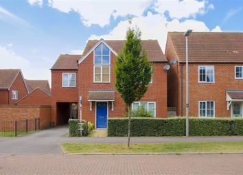 Thumbnail 5 bedroom detached house for sale in Dalegarth Way, Broughton Gate, Milton Keynes, Buckinghamshire