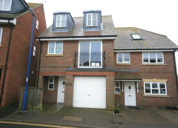 Thumbnail 3 bed terraced house for sale in Lewis Road, Selsey, Chichester