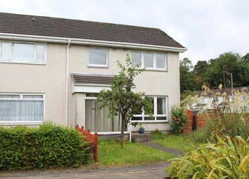 Thumbnail 3 bed end terrace house for sale in Argyll Road, Rosneath