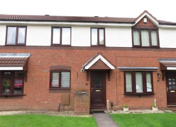 Thumbnail 2 bed terraced house for sale in Coalmeadow Close, Bloxwich, Walsall