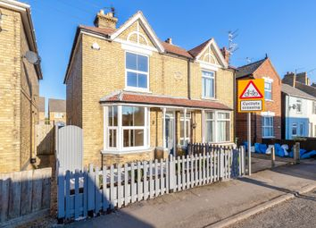 Thumbnail 3 bed semi-detached house for sale in St. Peters Road, March