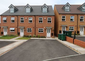Thumbnail 3 bedroom town house for sale in Cherry Tree Drive, Coventry, West Midlands
