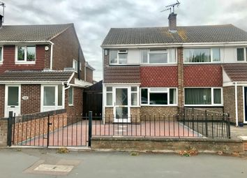 Thumbnail 3 bed semi-detached house to rent in Melton Road, Belgrave, Leicester