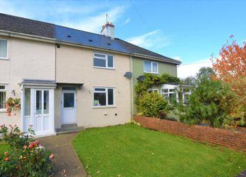 Thumbnail 3 bed terraced house for sale in Maceys Terrace, North Road, Okehampton, Devon