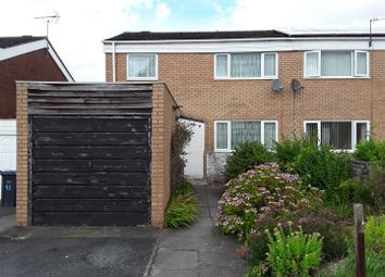 Thumbnail 3 bed terraced house for sale in Cranmere, Stirchley, Telford