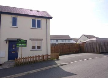 Thumbnail 2 bed semi-detached house for sale in Horizon Fields, Sennen, Penzance, Cornwall.