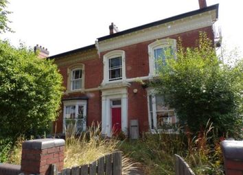 Thumbnail 6 bed end terrace house for sale in Trafalgar Road, Moseley, Birmingham, West Midlands