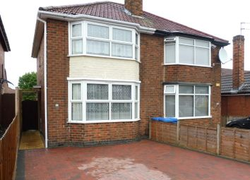 Thumbnail 2 bedroom semi-detached house for sale in Balfour Road, Derby, Derbyshire