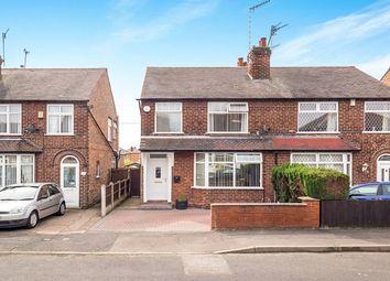 Thumbnail 3 bed semi-detached house for sale in Sefton Avenue, Stapleford, Nottingham