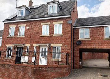 Thumbnail 3 bed terraced house for sale in Farnborough Drive, Daventry