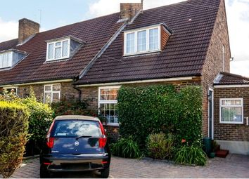 Thumbnail 3 bed semi-detached house for sale in Dover House Road, London, London
