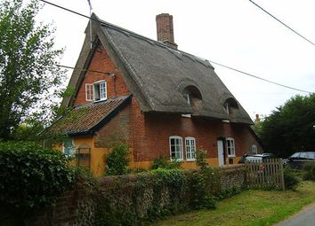 Thumbnail 3 bedroom cottage to rent in High Rougham, Rougham, Bury St. Edmunds