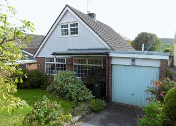 Thumbnail 3 bed bungalow for sale in Dranllwyn Close, Machen, Caerphilly