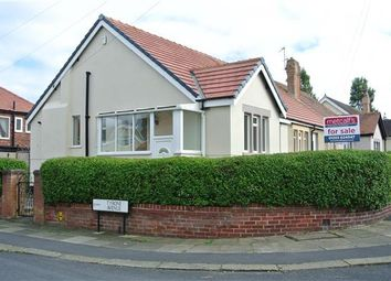 Thumbnail 2 bedroom bungalow for sale in Tyrone Avenue, Blackpool