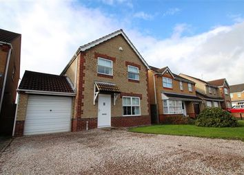 Thumbnail 4 bed detached house for sale in Rowley Croft, South Elmsall, Pontefract