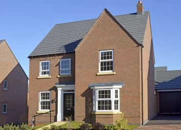 "Thumbnail 4 bed detached house for sale in ""Holden"" at Harbury Lane, Heathcote, Warwick"