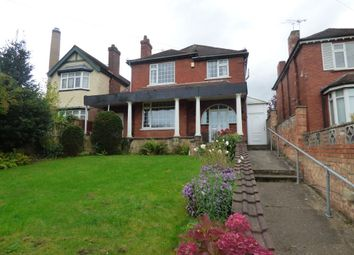 Thumbnail 4 bed detached house to rent in Hill Side, Nottingham