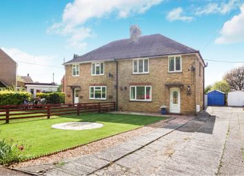 Thumbnail 3 bed semi-detached house for sale in West View, Sheldwich Lees, Faversham