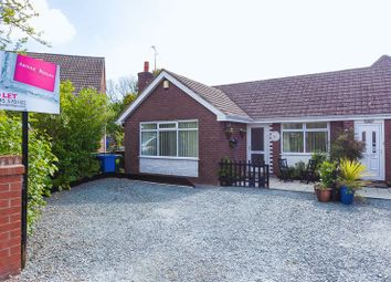 Thumbnail 2 bedroom semi-detached bungalow to rent in Brookfield, Mawdesley, Ormskirk