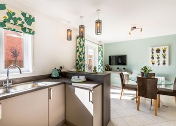 "Thumbnail 3 bedroom semi-detached house for sale in ""Caplewood"" at Whitehills Gardens, Cove, Aberdeen"