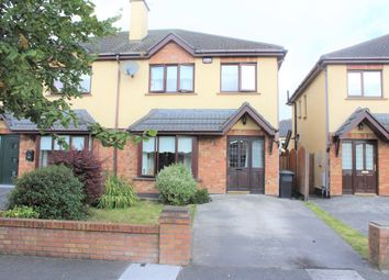 Thumbnail Semi-detached house for sale in 81 Corran Ard, Athy, Kildare