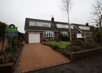 Thumbnail 4 bed semi-detached house for sale in Gregory Crescent, Harworth, Doncaster