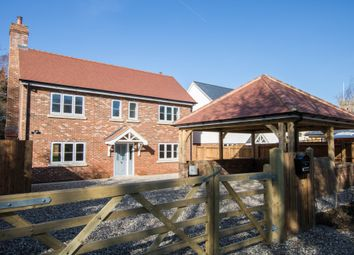 Thumbnail 4 bed detached house for sale in Church Lane, Widdington, Saffron Walden