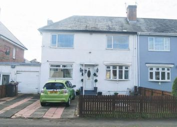 Thumbnail 3 bed semi-detached house for sale in Wheatfield Grove, Benton, Newcastle Upon Tyne