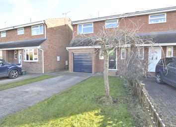 Thumbnail 3 bed semi-detached house for sale in Tirlebank Way, Tewkesbury, Gloucestershire