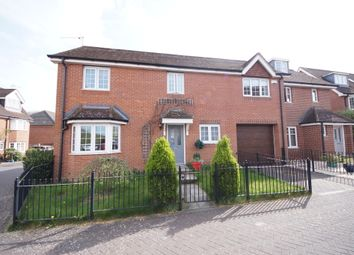 Thumbnail 5 bed link-detached house for sale in Athoke Croft, Hook