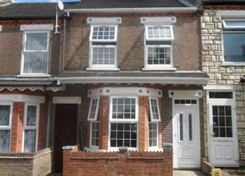 Thumbnail 4 bed terraced house for sale in Lyndhurst Road, Luton