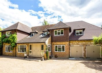 Thumbnail 6 bed detached house for sale in Grange Drive, Wooburn Green, High Wycombe, Buckinghamshire