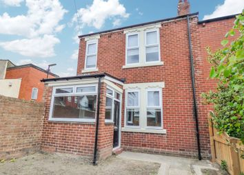 Thumbnail 3 bed terraced house for sale in West Avenue, Forest Hall, Newcastle Upon Tyne