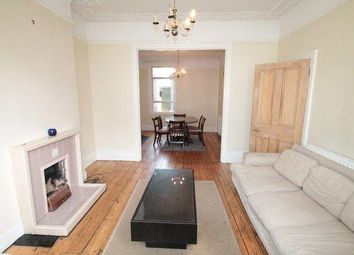 Thumbnail 4 bed flat to rent in Wroughton Road, Battersea