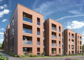 Thumbnail 1 bed flat for sale in Shenley Road, Borehamwood, Hertfordshire
