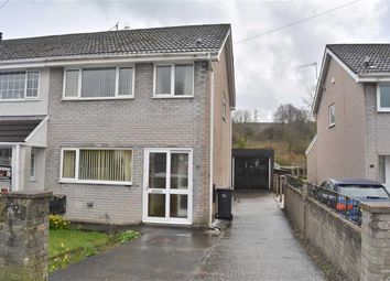 Thumbnail 3 bed semi-detached house for sale in Caefelin Park, Aberdare, Rhondda Cynon Taff