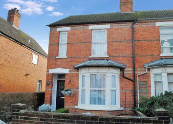 Thumbnail 3 bedroom semi-detached house for sale in Stanley Road, Newbury