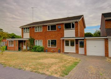 3 bed semi-detached house for sale in Farm Close, Purley On Thames, Reading RG8
