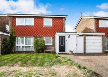 Thumbnail 3 bed detached house for sale in Byfleet, Surrey, .