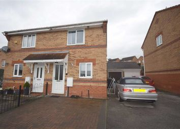 Thumbnail 2 bed semi-detached house to rent in Edensor Drive, Belper
