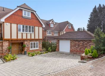 Thumbnail 4 bed town house for sale in Little Dormers, 17 South Park Crescent, Gerrards Cross, Buckinghamshire