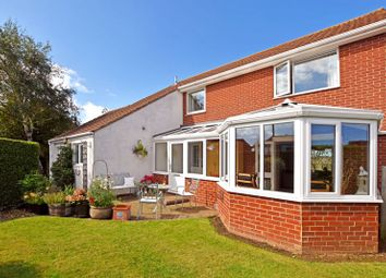 Thumbnail 5 bed property for sale in Shackleton Close, Whitby