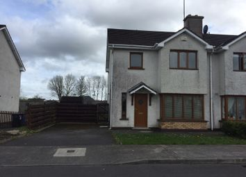 Thumbnail 3 bed semi-detached house for sale in 21 Abbeygarth, Athlone West, Westmeath