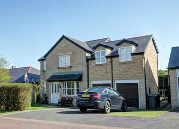Thumbnail 5 bedroom detached house for sale in Highsteads, Medomsley, Consett