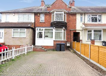 Thumbnail 3 bed terraced house for sale in Fernhurst Road, Saltley, Birmingham