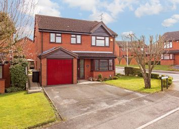 Thumbnail 4 bed detached house for sale in Rusper Green, Luton