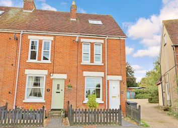 Thumbnail 3 bed end terrace house for sale in Victoria Road, Bishops Waltham, Southampton