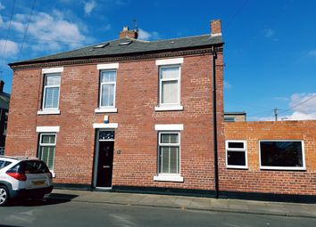 Thumbnail 2 bed end terrace house for sale in Chancery Lane, Blyth, Northumberland